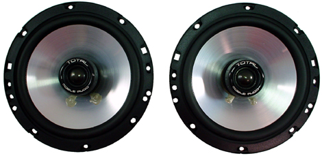 """TMA T6.5F2 6.5"""" 100W Coaxial Stereo Speakers by JL Audio"""