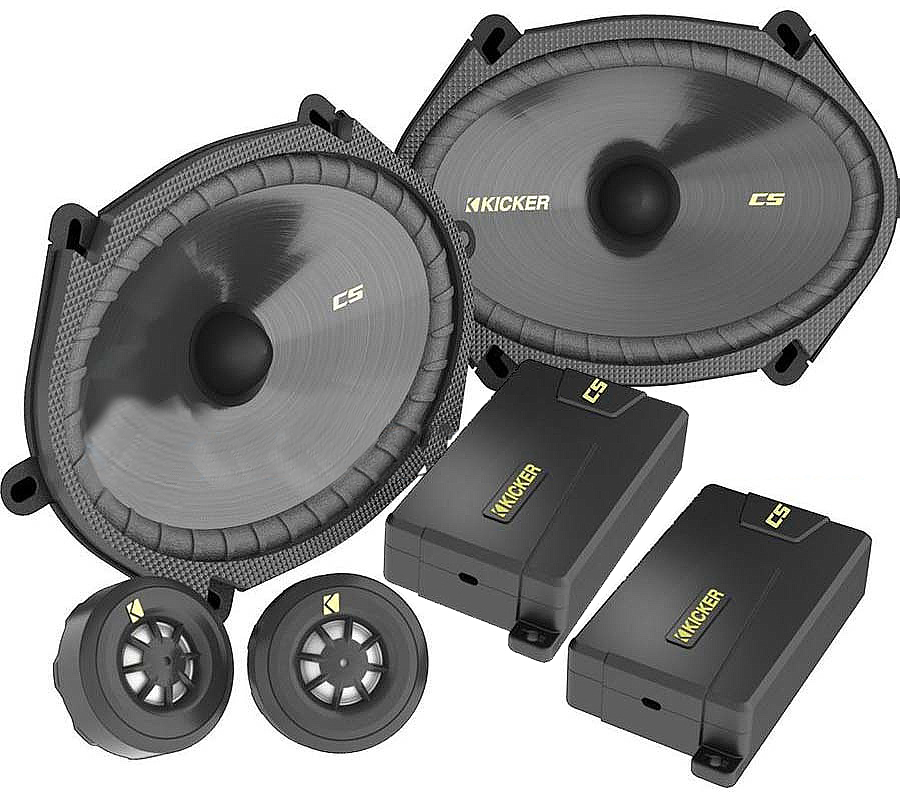 Kicker Car Audio Css684 Cs