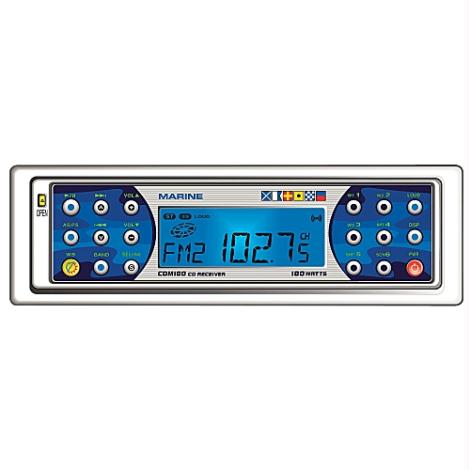 Dual CDM180 AM/FM/CD Marine