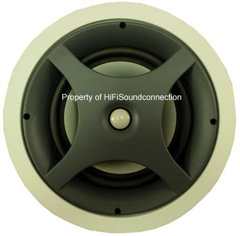 """INFINITY ERS310 HOME THEATER 8"""" AUDIO CEILING SPEAKERS"""