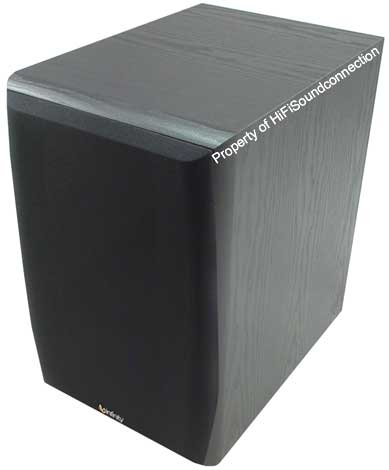 """INFINITY PS8BK HOME THEATER 8"""" SUBWOOFER 100W SPEAKERS"""