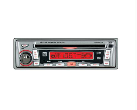 Dual XD5110 AM/FM/CD Receiver with Fixed Face