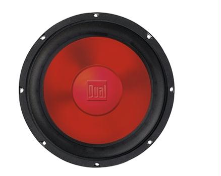 "Dual XS12 12"" Subwoofer 425 Watts Peak Power"