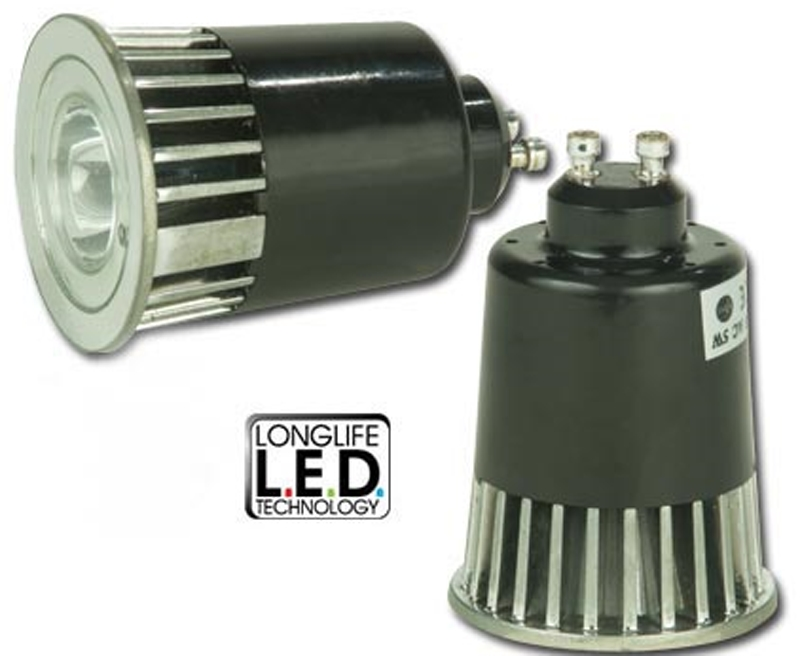 Elation ELED MR16-GU1060NW 5W LED Replacement Lamp