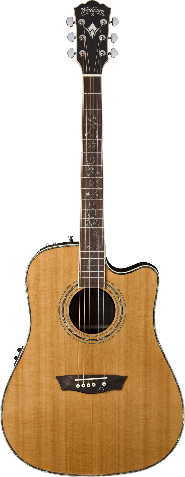 washburn wdflb26sce acoustic guitar with solid cedar top natural finish was12 wdflb26sce. Black Bedroom Furniture Sets. Home Design Ideas