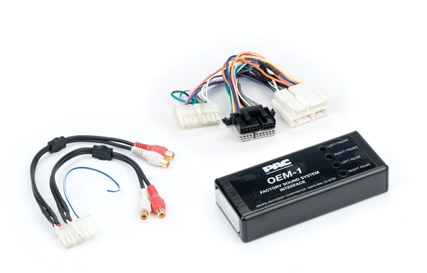 PAC AOEM-GM21A Plug In Installation Amplifier Integration Interface for GM Vehicles