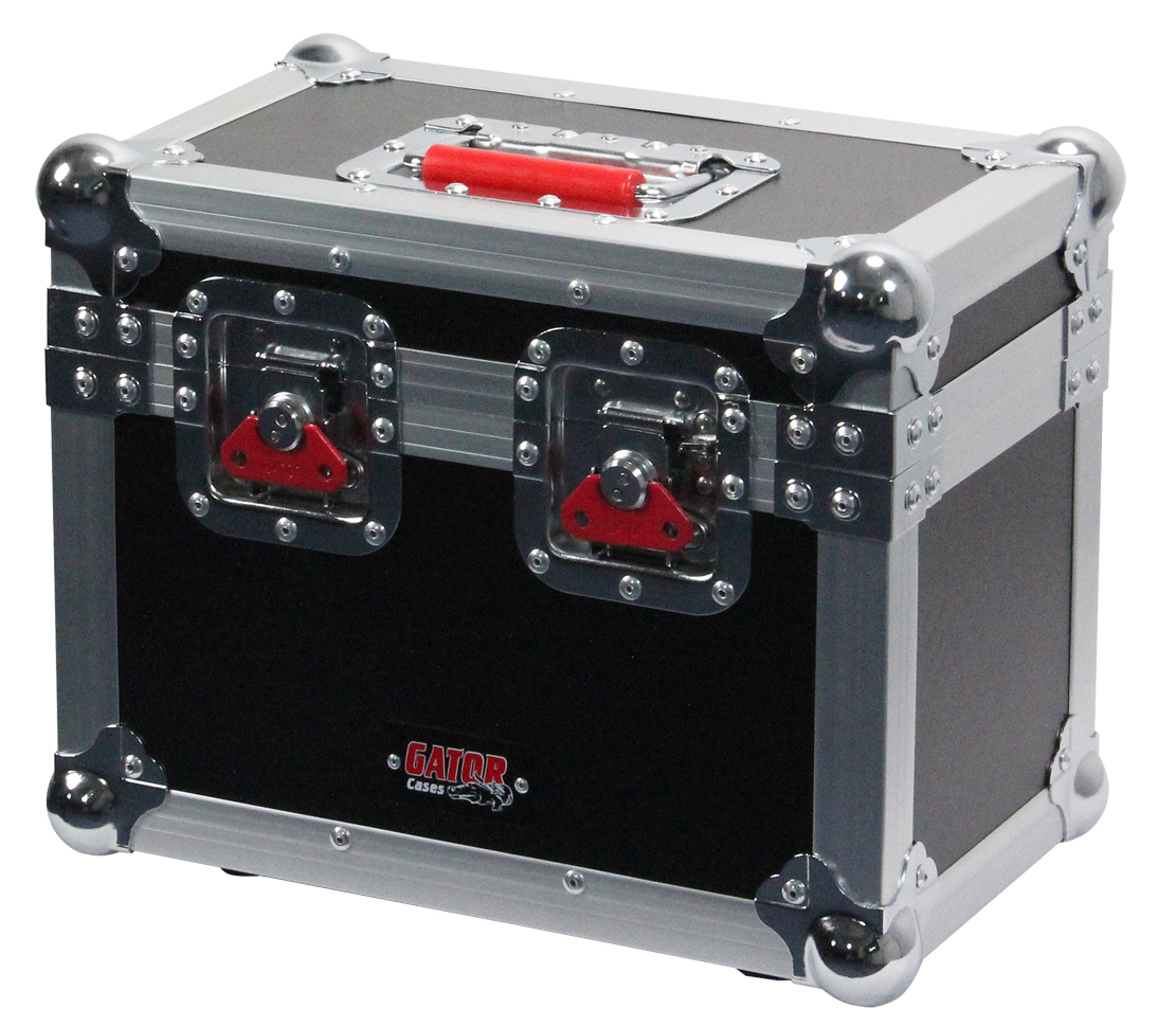 "Gator Cases G-TOURMINIHEAD1 ATA Wood Flight Case for Small 'Lunchbox' Style Amplifier Heads. Internal dims 13""x7""x7.5"""