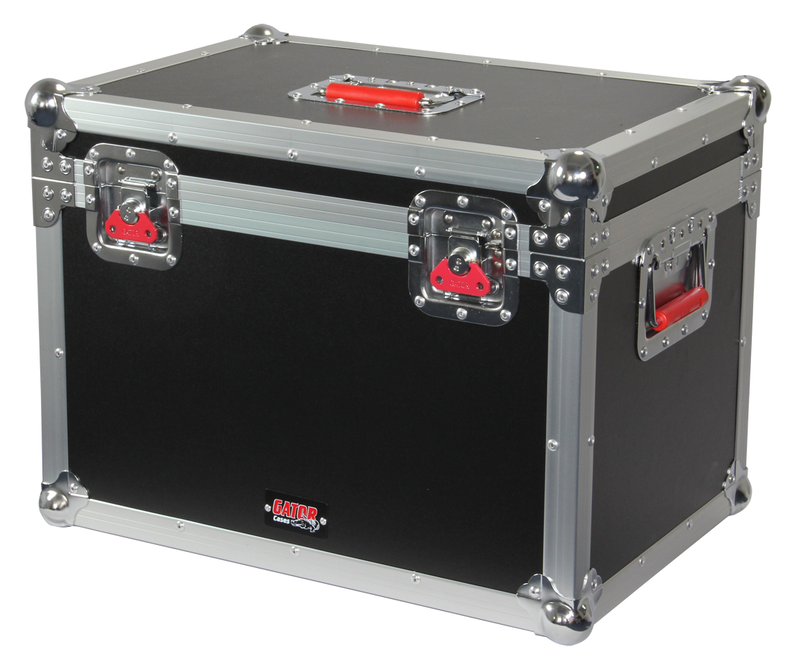 "Gator Cases G-TOURMINIHEAD3 ATA Wood Flight Case for Large 'Lunchbox' Style Amplifier Heads. Internal dims 22""x12""x12"""