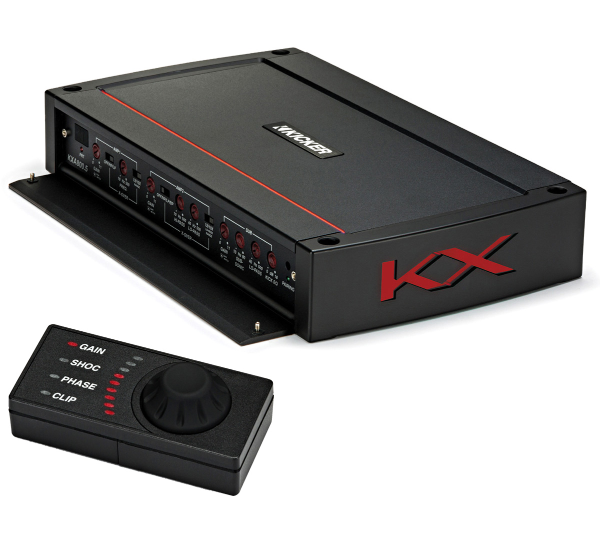 Kicker KXA800.5 Car Audio 5 Channel Amp Amplifier 44KXA8005 - Limited Stock