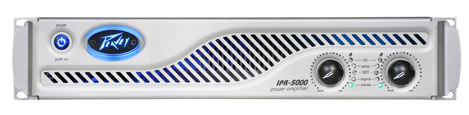 peavey ipr 5000 light weight power amplifier 2 525 watts aluminum chassis 3004350 pev13 3004350. Black Bedroom Furniture Sets. Home Design Ideas