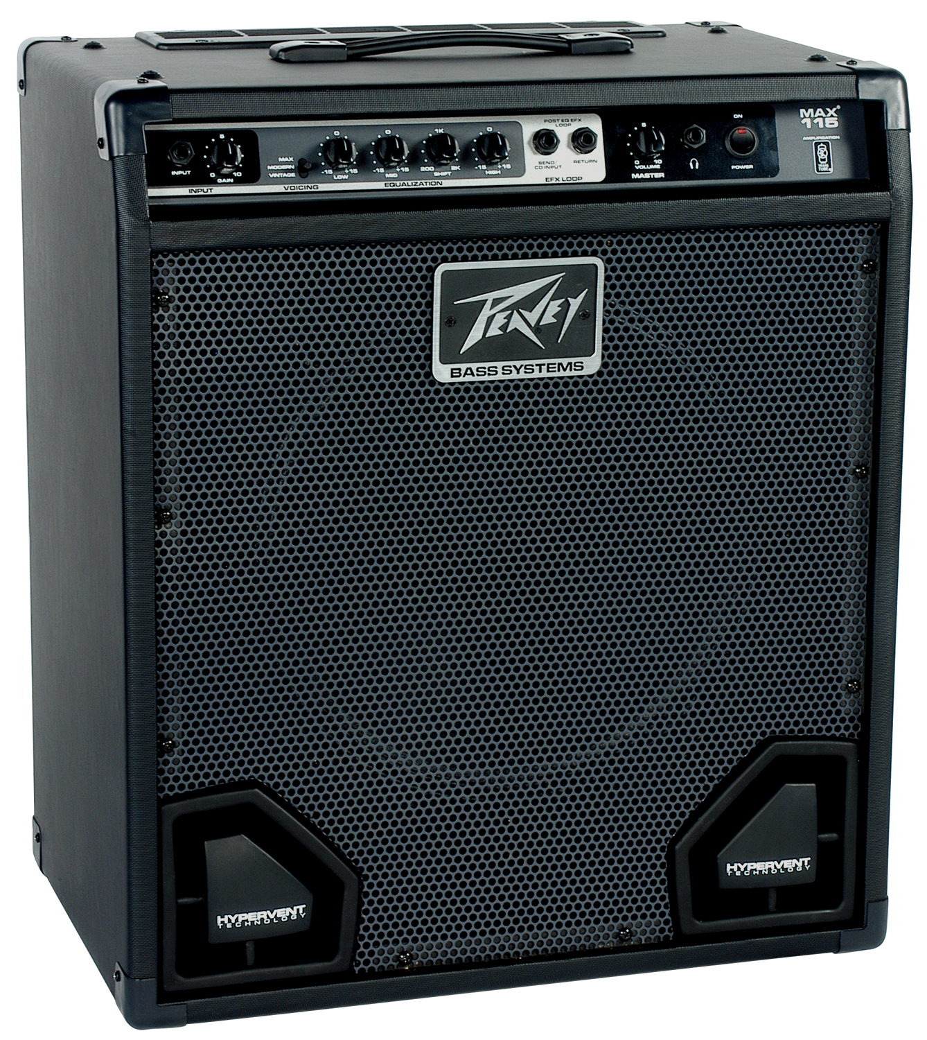 peavey max 115 electric bass guitar combo amplifier 15 speaker 300 watt amp pev13 573380 rs. Black Bedroom Furniture Sets. Home Design Ideas