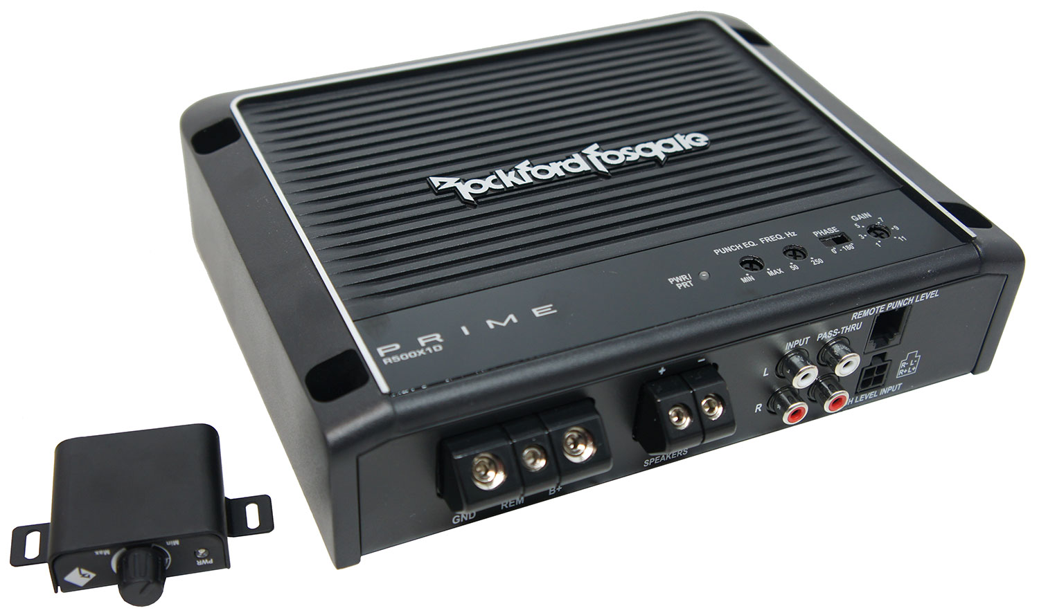 Rockford Fosgate R500x1d Prime 500 Watt Class D 2 Ohm Mono Amplifier Circuit Topology