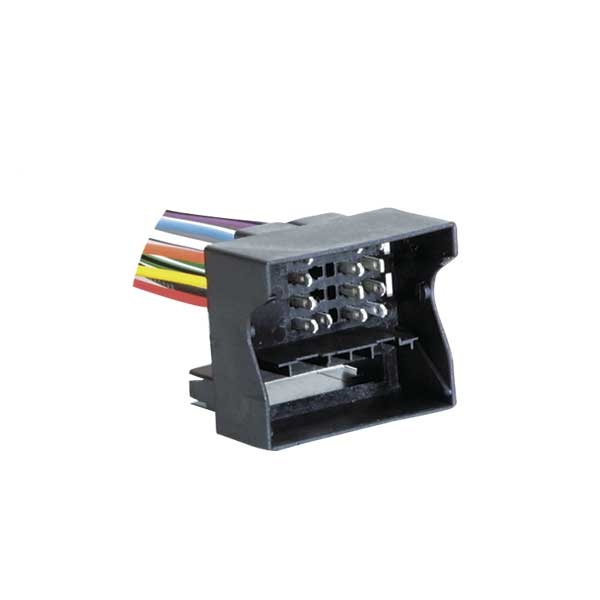 Metra 70-9003 Double DIN Radio Harness Adapter for Select 2000-Up European Vehicles