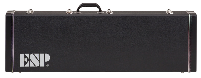 ESP EC-Series EC Bass Guitar Case Form Fit (CECBASSFF)