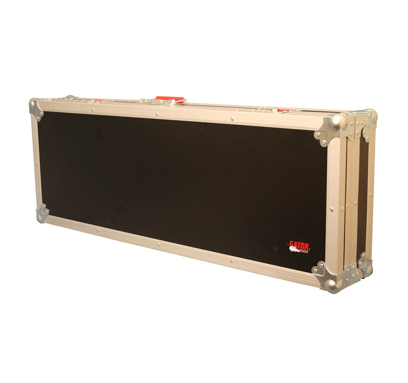 gator cases g tour bass guitar wood flight case with twist safety latches new ebay. Black Bedroom Furniture Sets. Home Design Ideas