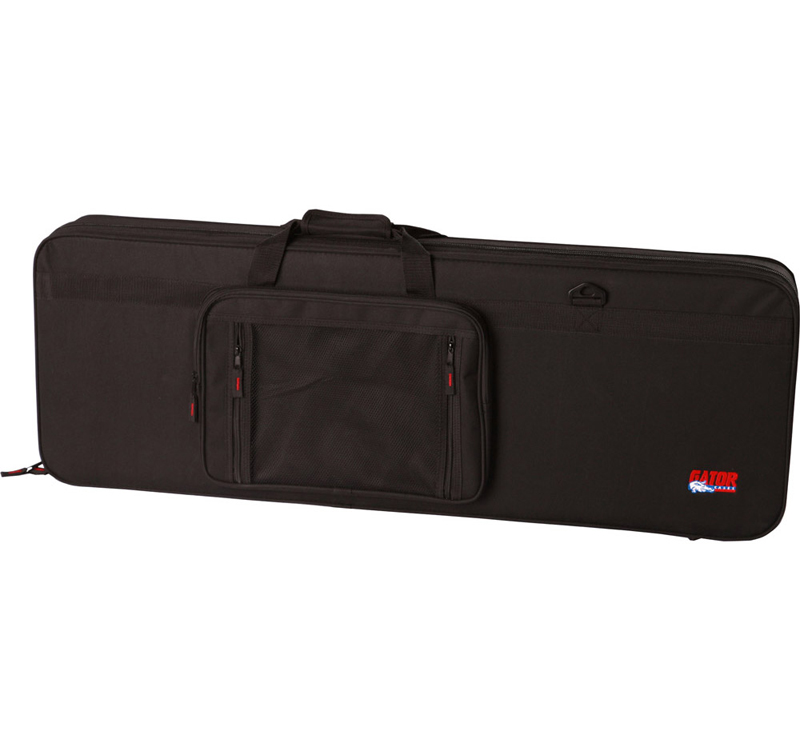 Gator Cases GL-BASS Bass Guitar Lightweight Case Rigid EPS Foam