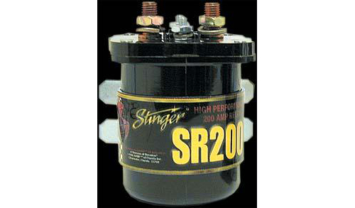Stinger SGP32 High Current Relay for Battery Isolation