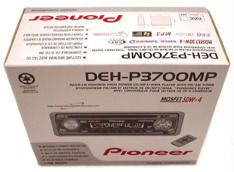 pioneer deh p3700mp car audio in dash mp3 am fm cd player receiver Pioneer Deh P3700mp Wiring Harness pioneer deh p3700mp car audio in dash mp3 am fm cd player receiver deck pioneer deh p3700mp wiring harness diagram