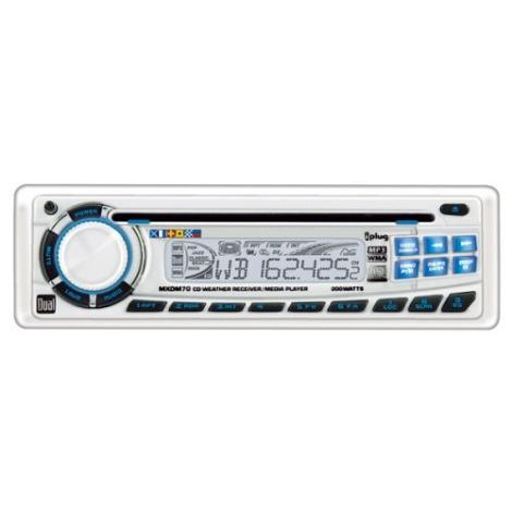 Dual MXDM70 Marine AM/FM/CD Player Boat Stereo