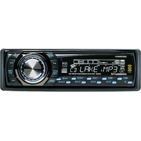 Dual XD-MR6850 Car Audio In-Dash AM/FM/CD/MP3 Player Stereo Receiver
