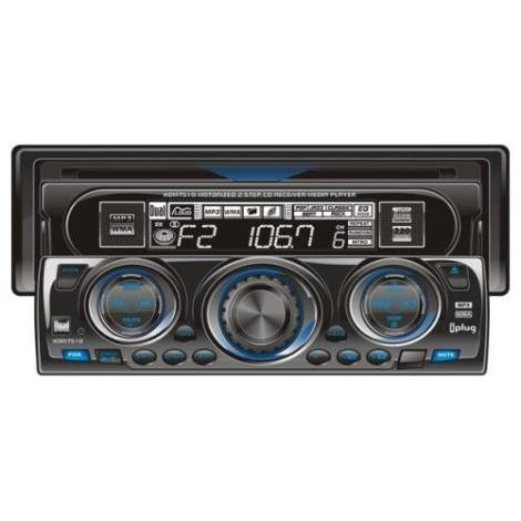 Dual XDM7510 Car Stereo In-Dash AM/FM/CD/MP3 Player