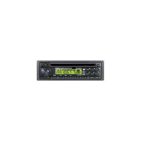 Dual XD-622W Marine Audio In-Dash CD Player AM/FM Receiver Boat Stereo