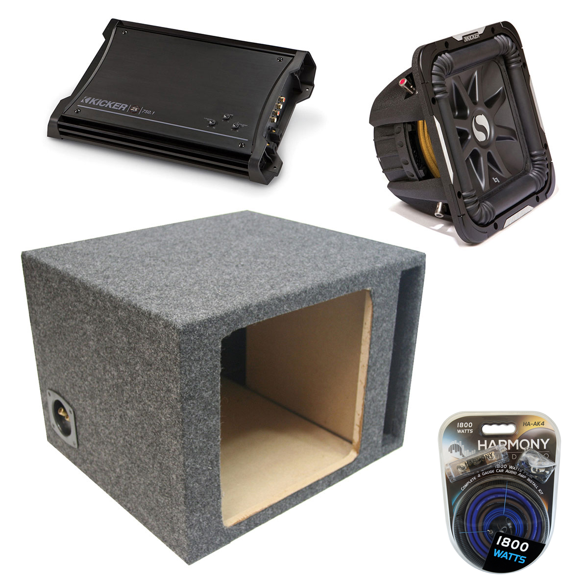 how to make a subwoofer enclosure for car audio