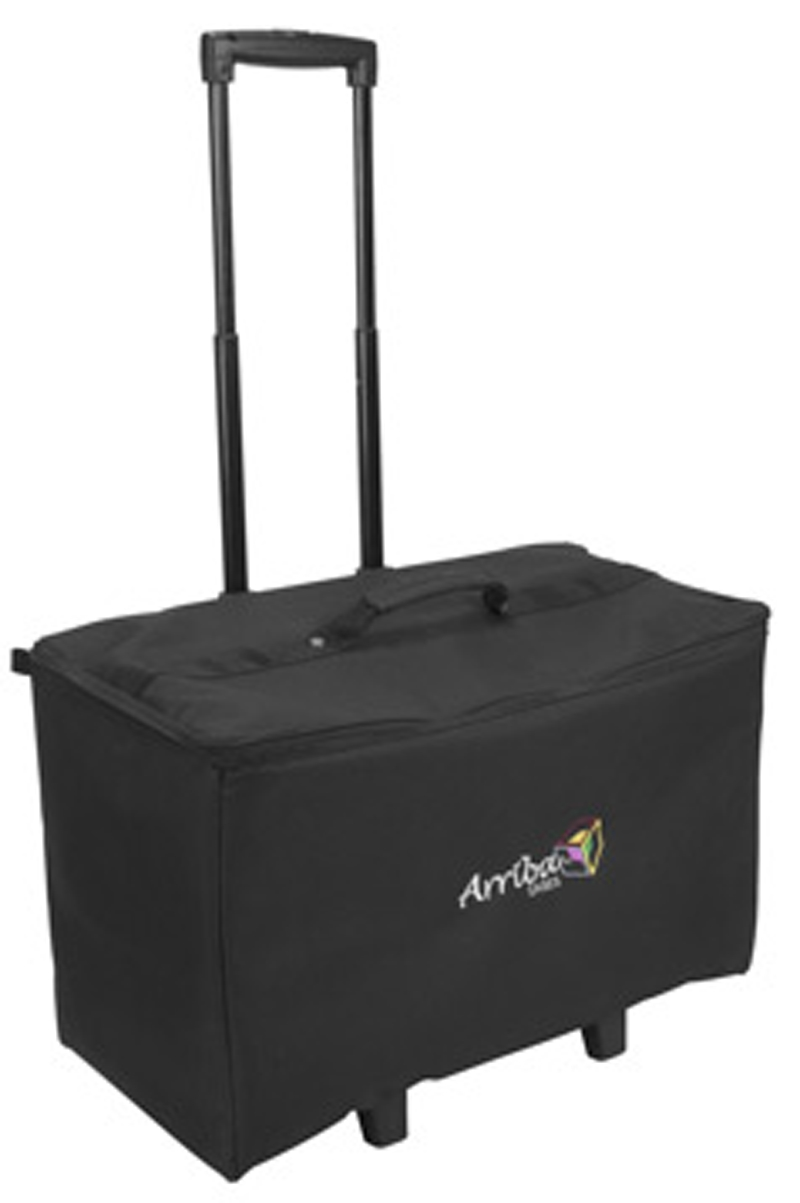 Arriba ACR22 Multi-purpose Stackable Rolling Case with Wheels