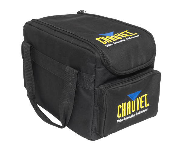 Chauvet DJ CHS-SP4 Protective VIP Travel Gear Bag For up to 4 SlimPARs