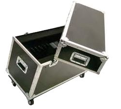 Elation DRC DUAL-IMPRESSION Dual Road Case for Impression XL