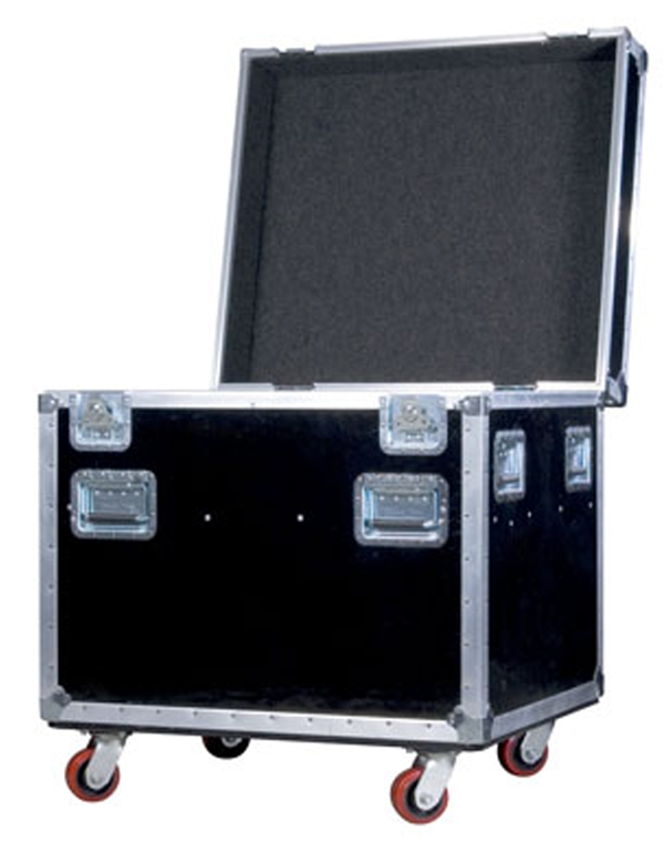 Elation DRQPLAT Quad Road Case for Platinum Spot 5R