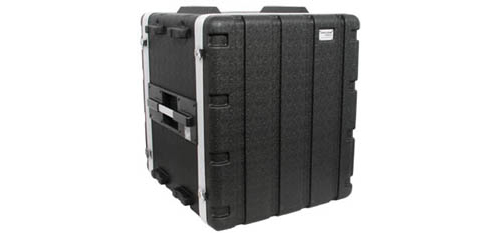 Galaxy Audio CCABS10 10U ABS Plastic Molded Case