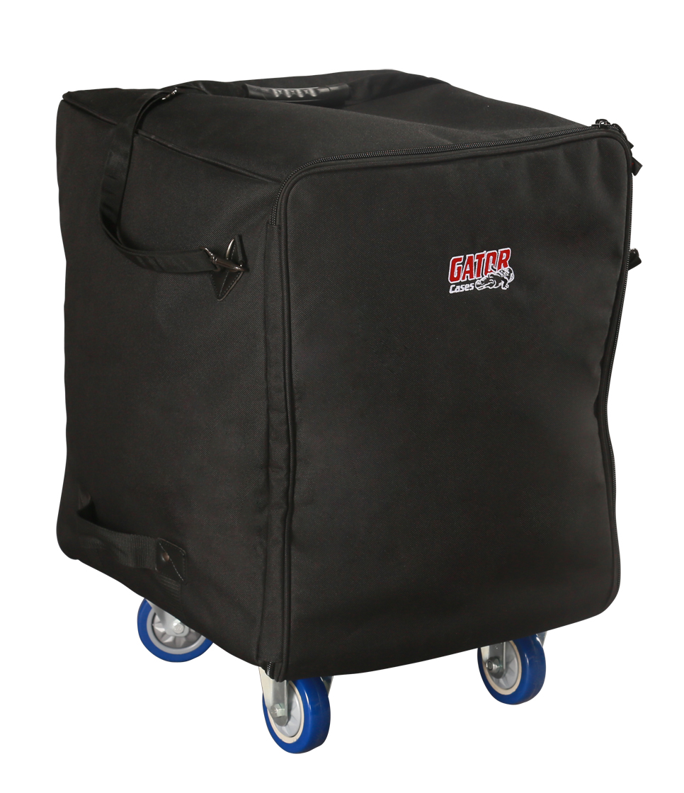 Gator Cases G-SUB2118-17 Cube Style PA Speaker Bag with 10mm Internal Padding