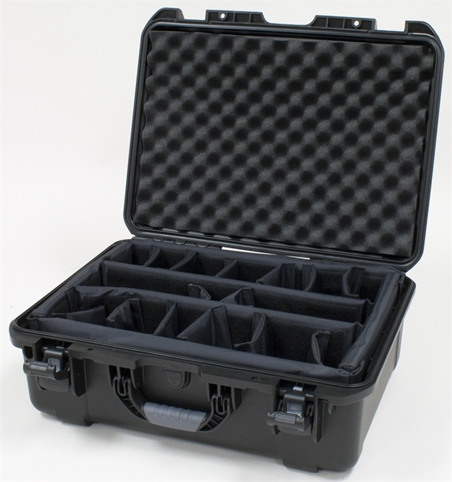 Gator Cases GU-2011-07-WPDV Rolling Molded Case with Internal Divider System