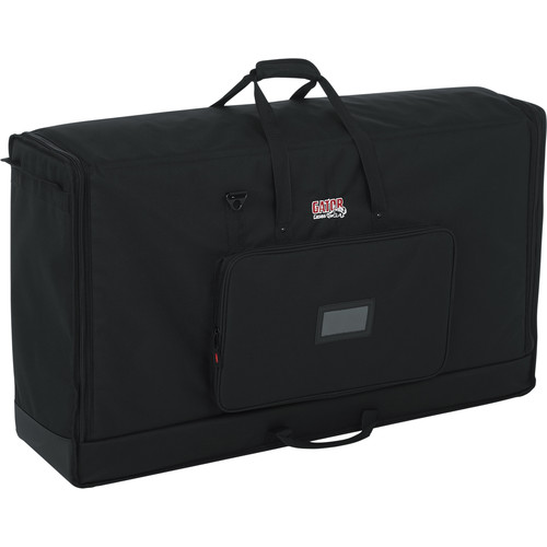 Gator Cases G-LCD-TOTE-LGX2 LCD Tote Series Dual LCD Transport Bag