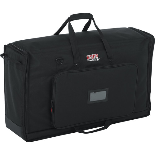 Gator Cases G-LCD-TOTE-MDX2 LCD Tote Series Dual LCD Transport Bag