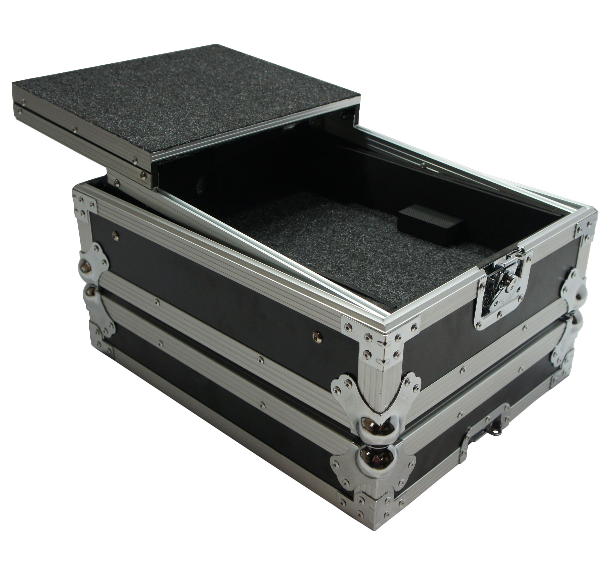Harmony HC12MIXLT Flight DJ Laptop Glide Custom Case fits Allen & Heath Xone: DB2