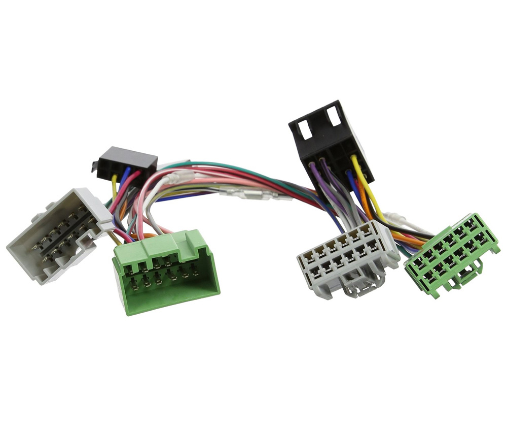 Soundgate Sot043 Volvo V40 V70 Xc70 Parrot Bluetooth Iso Wiring Harness W Mute