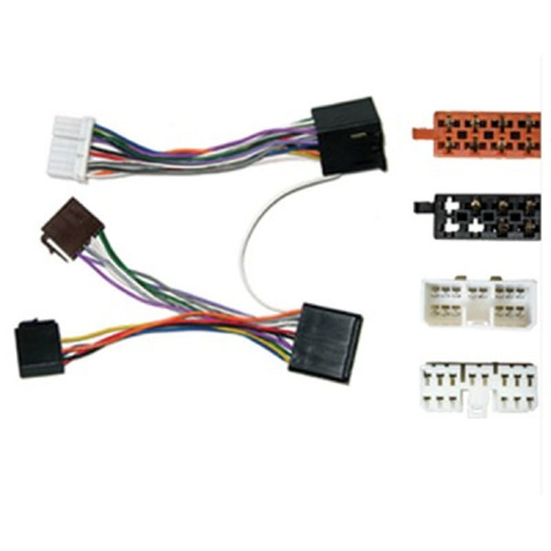Subaru Iso Wiring Harness : Soundgate sot subaru multi model parrot bluetooth iso