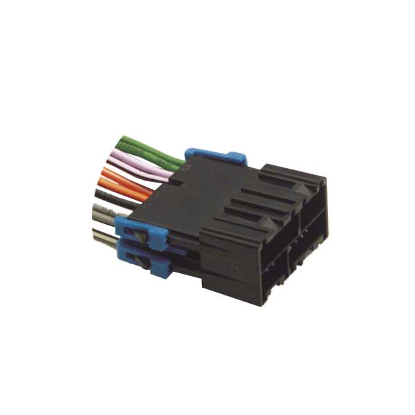 Metra 70-1858 Connects an Aftermarket Receiver to Factory Plug on Select 1988-2005 General Motor Vehicles 21 Pin
