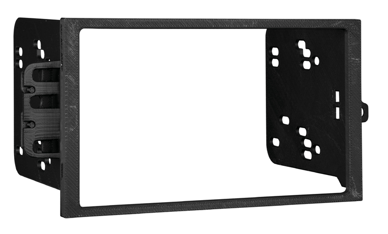 Metra 95-2001 Double DIN Installation Dash Kit for Select 1990-Up GM Vehicles