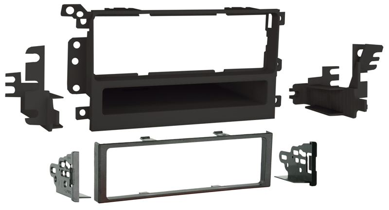 Metra 99-2009 Single DIN Installation Multi-Kit for Select 1990-2012 Suzuki & General Motors Vehicles