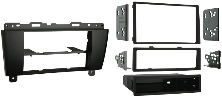 Metra 99-2021 Single or Double DIN Installation Kit for 2005-2008 Buick Lacrosse Vehicles
