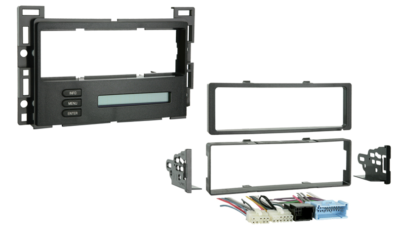 Metra 99 3303 Dash Install Kit For 2004 2009 Gm Chevrolet Malibu Classic Cobalt Pontiac G6