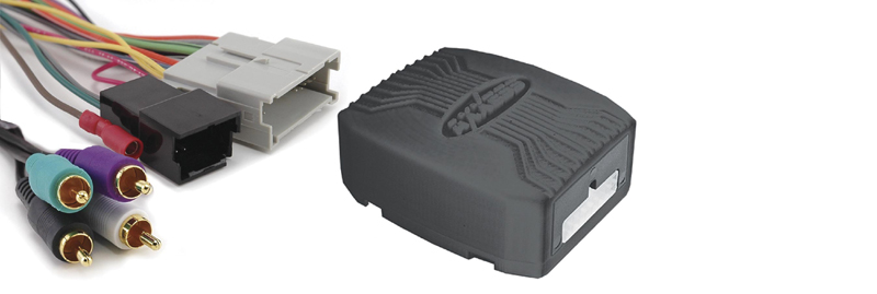 Axxess GMOS-04 OnStar Interface Chime Retainer w/ RAP Interface for Amplified GM Systems