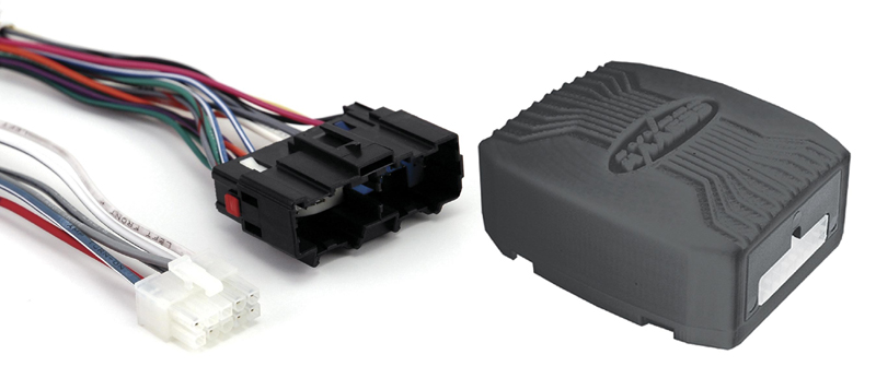 Axxess GMOS-LAN-03 Non-Amplified Harness for 2006-Up Chevrolet Pontiac & Saturn Vehicles