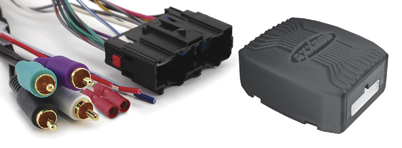 Axxess GMOS-LAN-04 Amplified Interface Harness for 2006-Up Chevrolet Pontiac & Saturn Vehicles