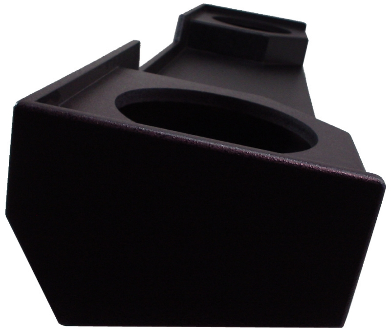 custom dual 10 88 98 chevy ck extended cab subwoofer enclosure
