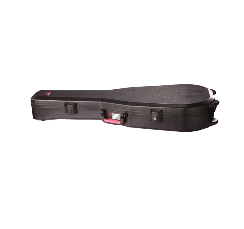 GATOR CASES GPE-CLASSIC-TSA GUITAR CASE SAFETY LATCHES & CARRY HANDLE New Return