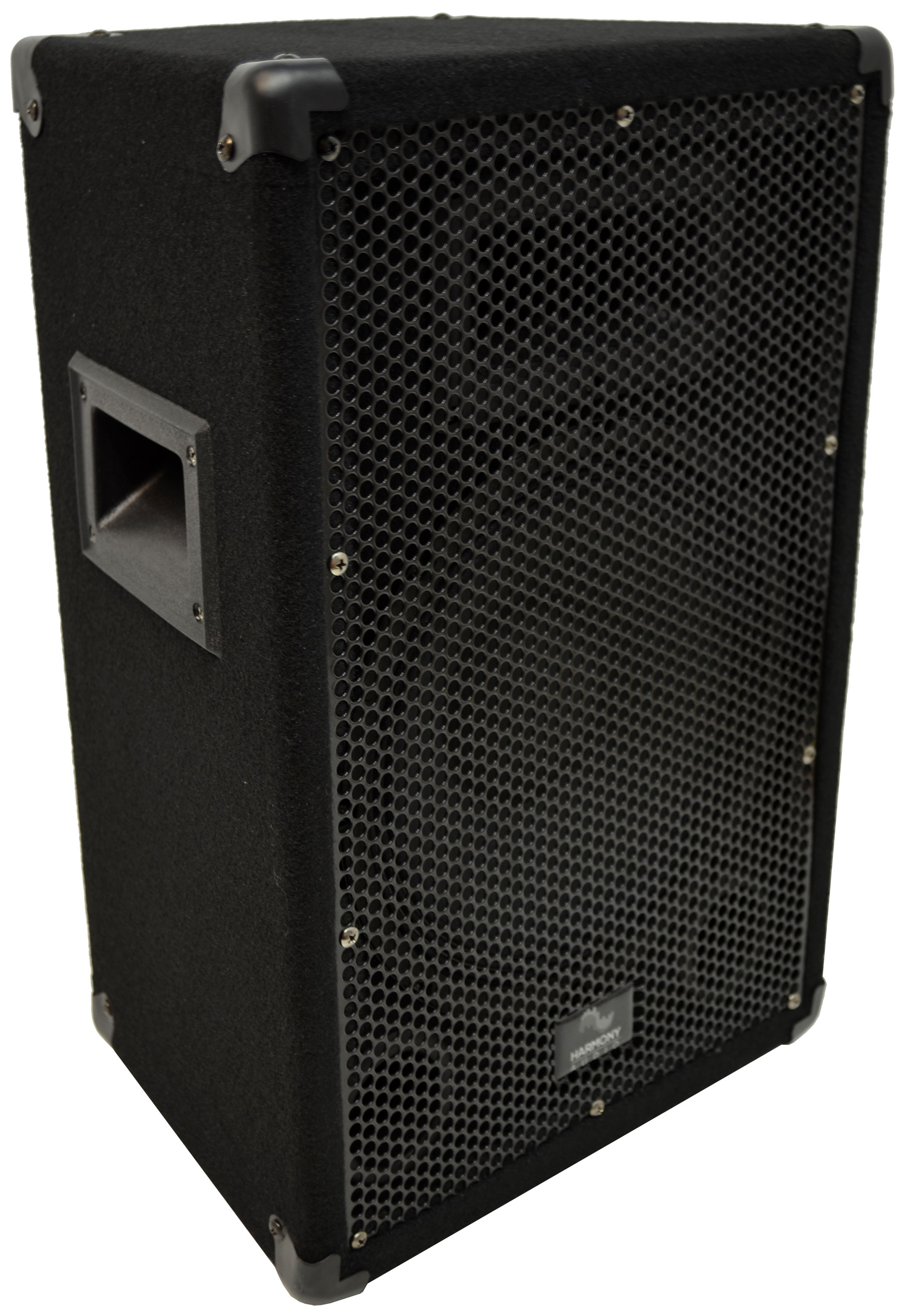 "Harmony Audio HA-V10P Pro DJ Venue 10"" Passive 300W PA Speaker Cabinet Used"